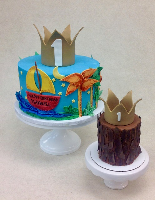 Where The Wild Things Are Birthday Cakes